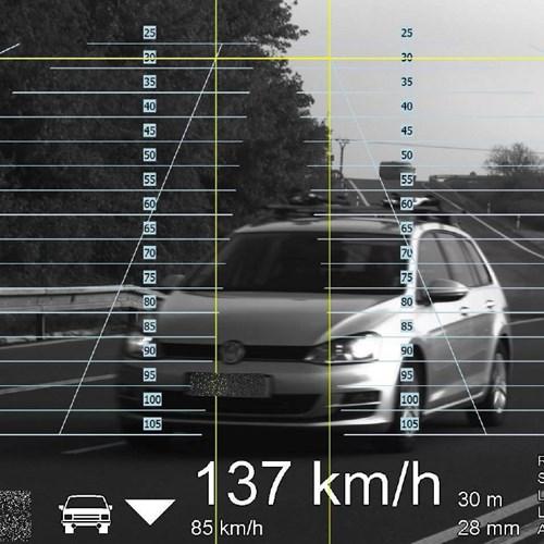 Alarmující výsledky měření rychlosti při vjezdech do Břeclavi