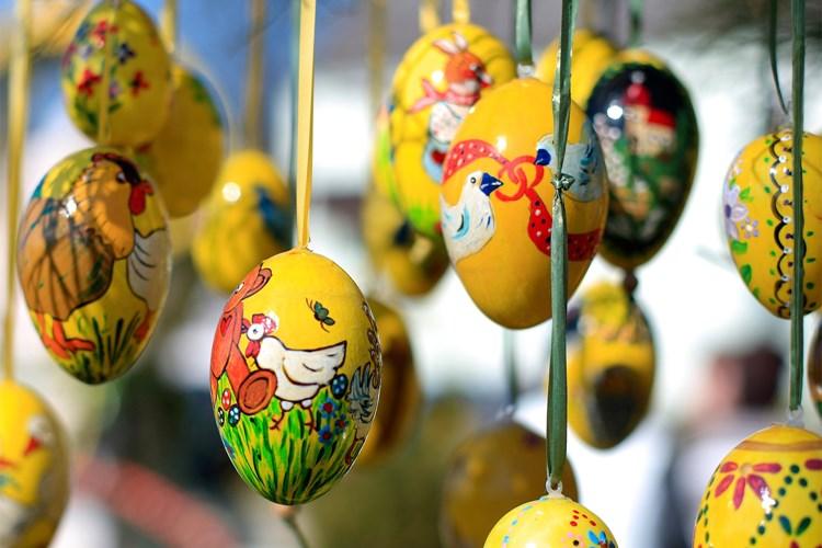 Zapojte se do tvoření velikonoční výzdoby Opavy