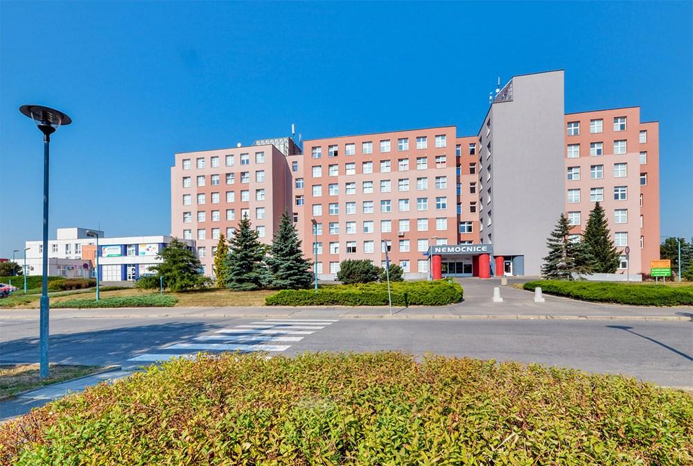 Popis: Nemocnice v Prostějově.