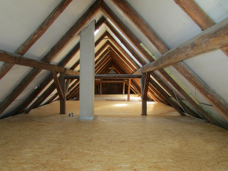 Nová podlaha stropní systém MAGMARELAX.