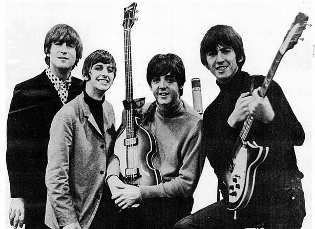 Popis: Společně v roce 1965 při oslavě vítězství Grammy.