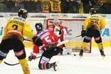 Třetí čtvrtfinále rozhodovaly silné vídeňské přesilovky