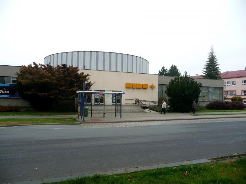 Kino Hvězda je jedním zbezmála stovky kin, které se stanou součástí festivalu.