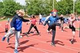 Společně na start se ve Valašském Meziříčí postavilo přes 100 atletů